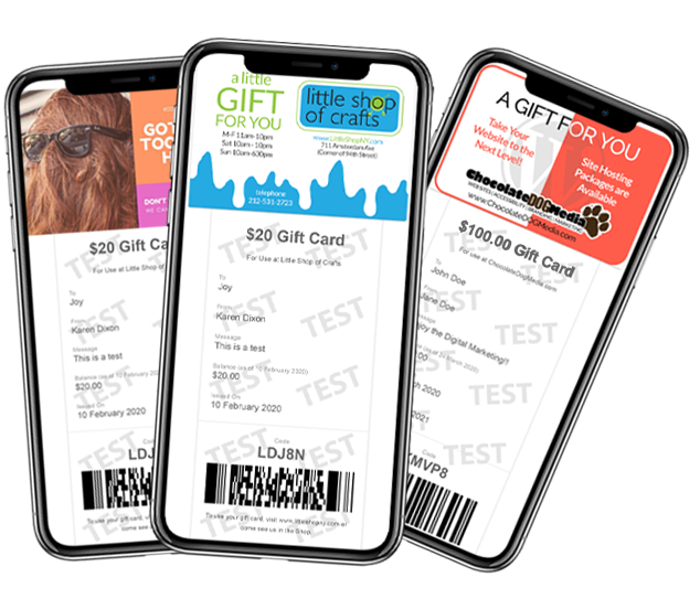 Get Local Gift Cards