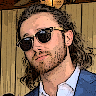 Image of Cole Kersten, CEO of Chocolate Dog Media